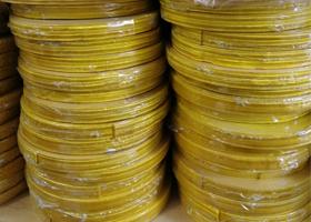 专业定制印度丝金属织带高端服装辅料织带定做-印度丝徽章金属丝织带