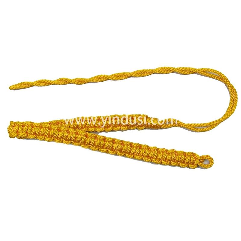 精神绳编织刺绣印度丝徽章胸针高档配饰胸花工厂定制订做