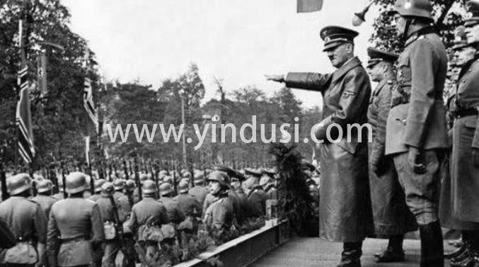 二战史上的笑柄,百万军队仅抵抗德军三十八天,生出二十万混血儿