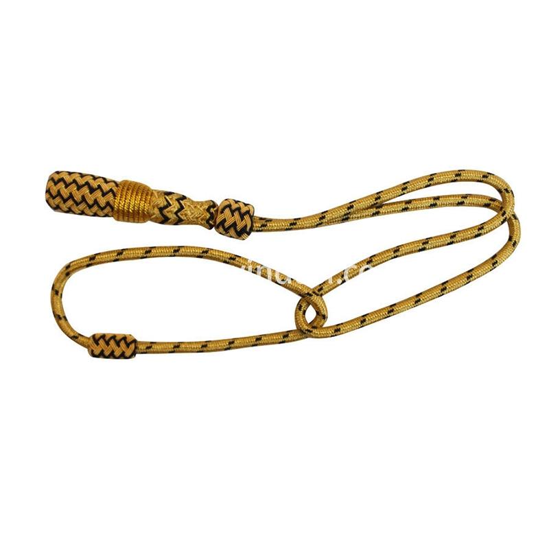 二战德国军官剑结定制金色剑结英国剑结一战俄罗斯结金丝金剑结定做
