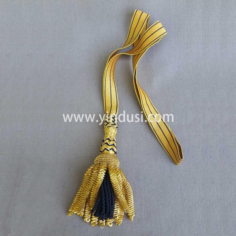 印度丝手工制作金属丝弹簧铜丝剑结流苏二战德国一战俄罗斯流苏剑结定做