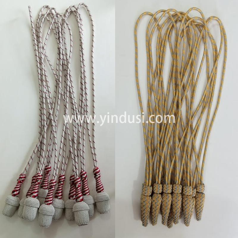 印度丝军品工厂手工制作金属丝流苏剑结定制二战德国军官礼服剑结定做
